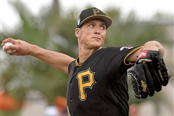 Tyler Glasnow might be a good option if the Pirates experiment with a situational starter.