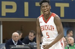 Isaiah Smith played on two WPIAL championship teams at Sewickley Academy and averaged 16 points a game last season.