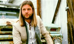 Keith Harkin of Celtic Thunder.