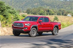 The 2018 Toyota Tacoma pretty much carries over unchanged since the 2015 model year.