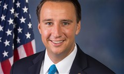 U.S. Rep. Ryan Costello, a Republican from Chester County, Pa., has told GOP leaders he may not run for re-election this fall.