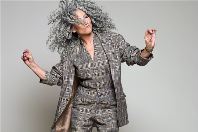 """Hair stylist Lorraine Massey is the author of """"Silver Hair Handbook: Say Goodbye to the Dye and Let Your Natural Light Shine."""" She'll be in Pittsburgh on Friday to give a talk at Kelly Elaine salon in Penn Hills."""