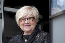 Sue Greenert, general manager of Butler Pre-Owned Auto Sales and Butler RV Center, on Thursday, March 15, 2018 in Butler.