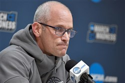 Pitt reportedly has offered current Rhode Island coach Dan Hurley more than $3 million a year in a multiyear deal to take over the university's troubled basketball program.