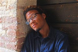 "Rickey Laurentiis, author of ""Boy with Thorn,"" has won a 50,000 Whiting Award. He also is a winner of the 2014 Cave Canem Poetry Prize."