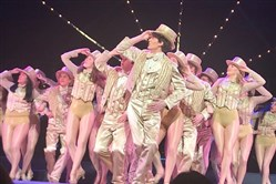 """A Chorus Line,"" the 2018 spring musical by Central Catholic and Oakland Catholic high schools."