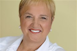 "Celebrity chef Lidia Bastianich will discuss her new autobiography,  ""My American Dream,"" at the Carnegie Lecture Hall, Oakland, on April 30."