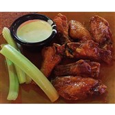 The San Francisco wings at Mad Mex are $9.50.
