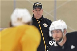 Penguins coach Mike Sullivan thanked fans for their support in a letter posted to the team's website Wednesday.