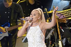 "Munhall's Gabby Barrett has donated an outfit she wore on ""American Idol"" recently, to benefit Goodwill."