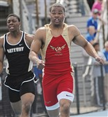 Alex Trower of Penn Hills is the school record-holder in the 100- and 200-meter dashes, and he's hoping that translates into PIAA gold this weekend.