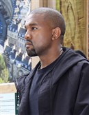 Kanye West leaves the Royal Geographical Society in central London on May 21, 2016.