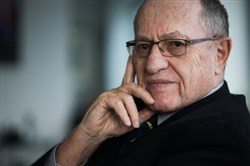 Alan Dershowitz, a former Harvard law professor, has been an outspoken supporter of some of President Donald Trump's legal positions.