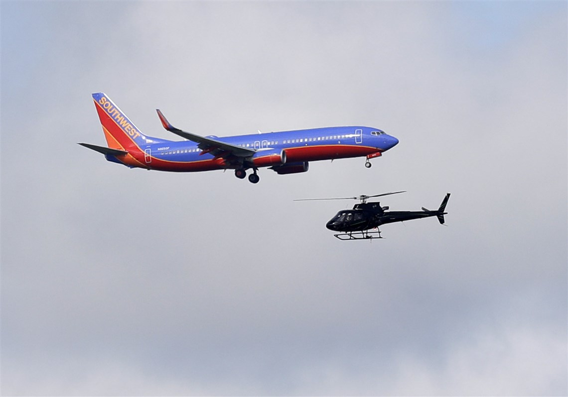 Southwest\'s emergency engine inspections lead to cancellations and ...