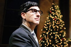 Hershey Felder brings his one-man show about Irving Berlin to Pittsburgh Public Theater's O'Reilly Theater Dec. 19-30.