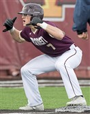 Steel Valley's Ray Chuba has been a spark plug for the Ironmen as a leadoff hitter and four-year starter.