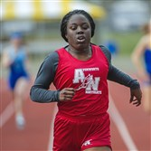 Hunter Robinson of Avonworth has won nine WPIAL championships and three PIAA gold medals, making her one of the most decorated WPIAL sprinters of all time.