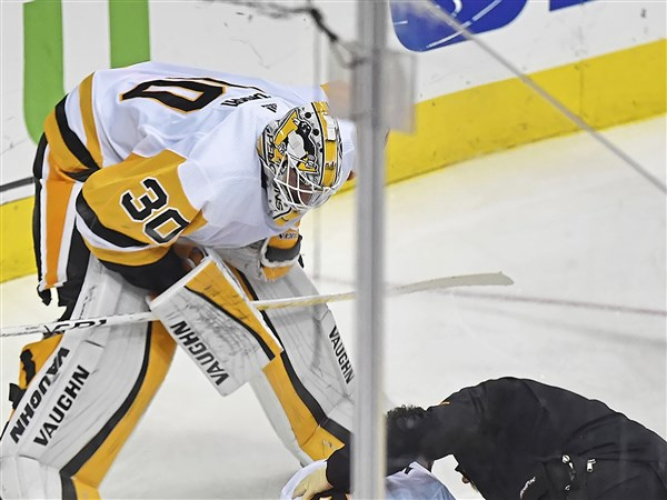 Penguins take issue with Tom Wilson hit on Brian Dumoulin - Pittsburgh Post-Gazette