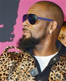 R. Kelly attends the 2015 Soul Train Awards on Nov. 6, 2015, at the Orleans Arena in Las Vegas.