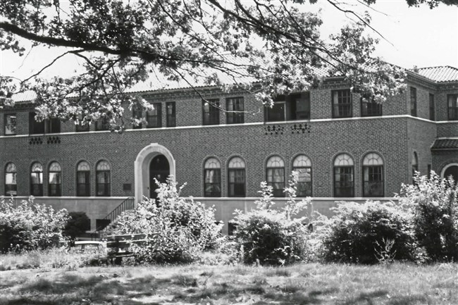 One of othe buildings in the complex located at 2851 Bedford Ave.in the Hill District. The complex was originally called the Tuberculosis Hospital of Pittsburgh.