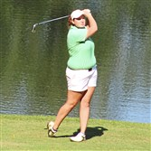 Johnna Beehner, a Monroeville native, finished fourth at the NCAA Division III women's golf championships.