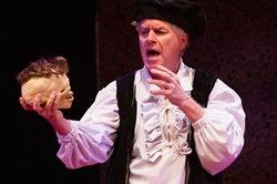 "Alas, The Reduced Shakespeare Company's ""William Shakespeare's Long Lost First Play (abridged)"" is back at Pittsburgh Public Theatre's O'Reilly Theater."
