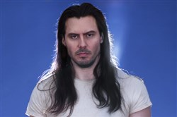 Andrew W.K. brings his party-driven sound to Mr. Smalls on Tuesday.