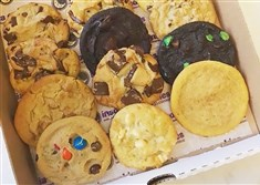 Insomnia Cookies is now open in Oakland.