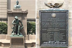 "These are just some examples of the military monuments and memorials that will be searchable in a new city database. The city's Planning Department posted its online ""City's Art Collection"" — A Public Art and Civic Design Division initiative, which provides an updated inventory of Pittsburgh art."