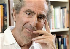In this Sept. 8, 2008, file photo, author Philip Roth poses for a photo in the offices of his publisher, Houghton Mifflin, in New York. Roth, prize-winning novelist and fearless narrator of sex, religion and mortality, has died at age 85, his literary agent said Tuesday.