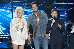 "Pittsburgh's Gabby Barrett, with Luke Bryan and Ryan Seacrest, could get another shot at performing on television on ""Live With Kelly And Ryan"" Tuesday morning."