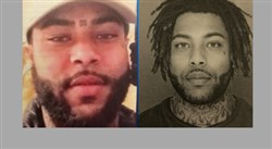 Tyree Jamal Smith, 22, the suspect who police have identified in connection with the fatal shooting of Richard Hinton, of Uniontown, late Tuesday.