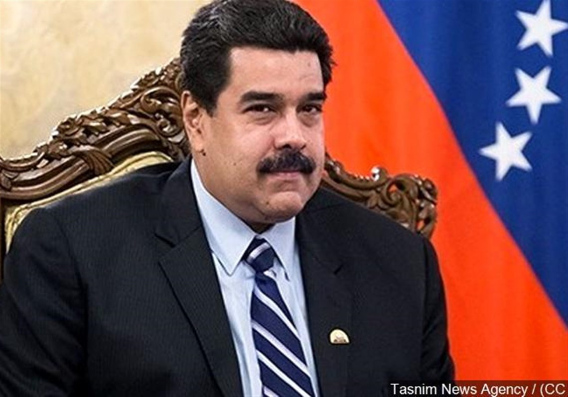 Newly re-elected Venezuelan President Nicolas Maduro