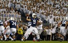 In this file photo, Trace McSorley #9 of the Penn State Nittany Lions passes against the Ohio State Buckeye.