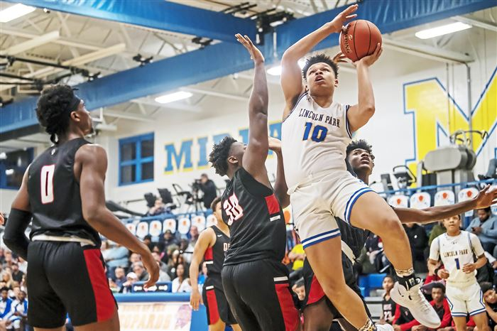 Aliquippa stuns Lincoln Park, 77-74, snaps Leopards' 83-game section winning streak