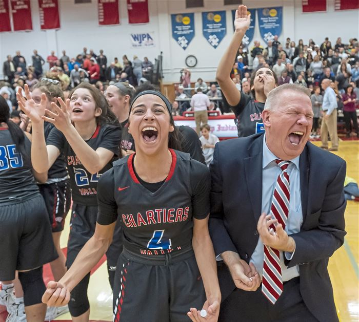 Tim McConnell leads Chartiers Valley girls to perfect season and a shot at a state championship
