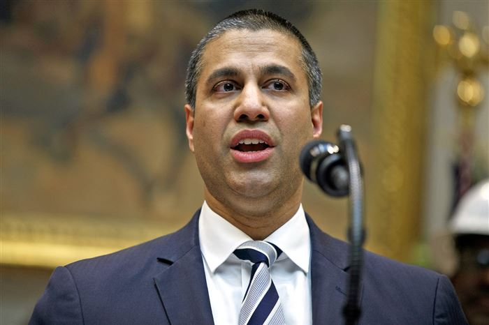 Outgoing FCC Chair Ajit Pai sees bright future for tele-health, 5G connectivity