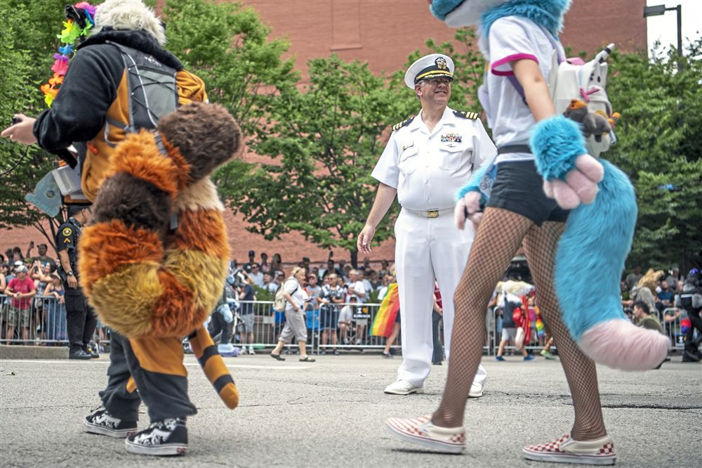 I like to bring smiles to other people': Furry nation