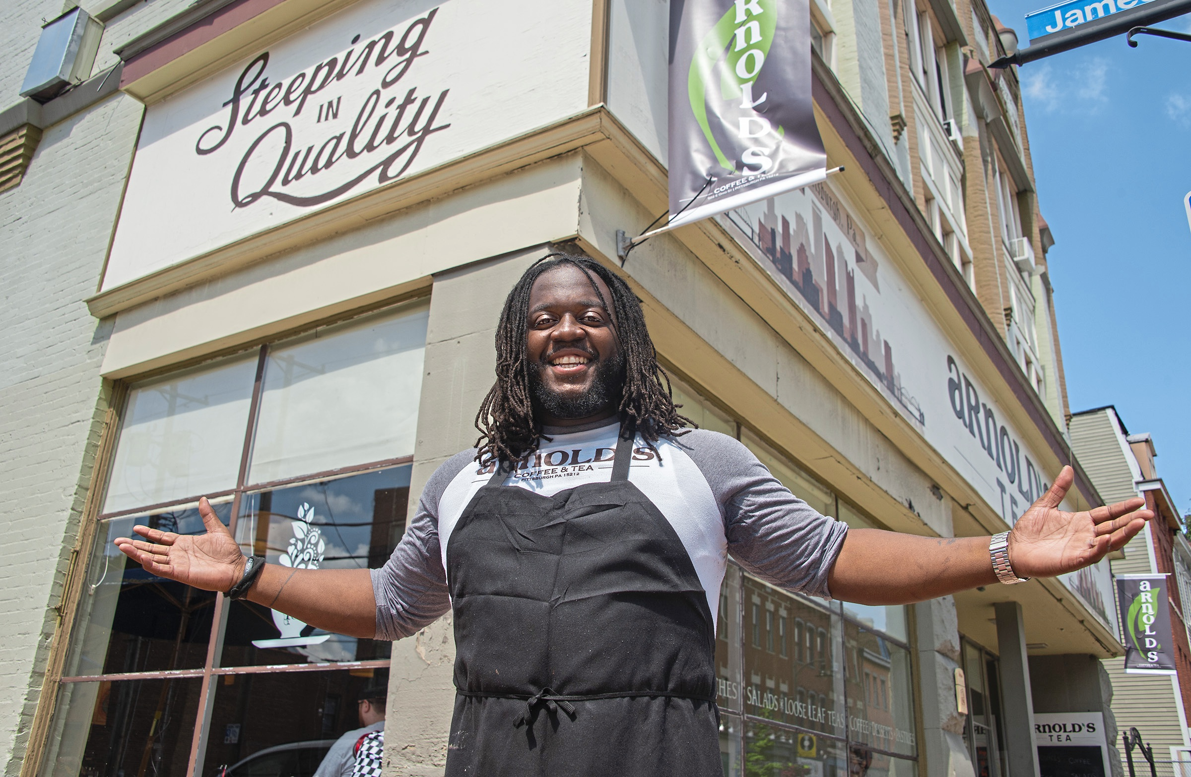 Here's a list of black-owned restaurants in Pittsburgh you should try