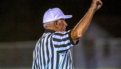 A shortage of officials signals a problem for sports at the high school and youth levels.