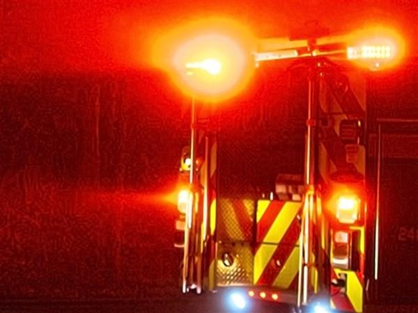 PATCH FIRE RESCUE MEDICAL CAMBRIA COUNTY FIRE GRADUATE SCHOOL