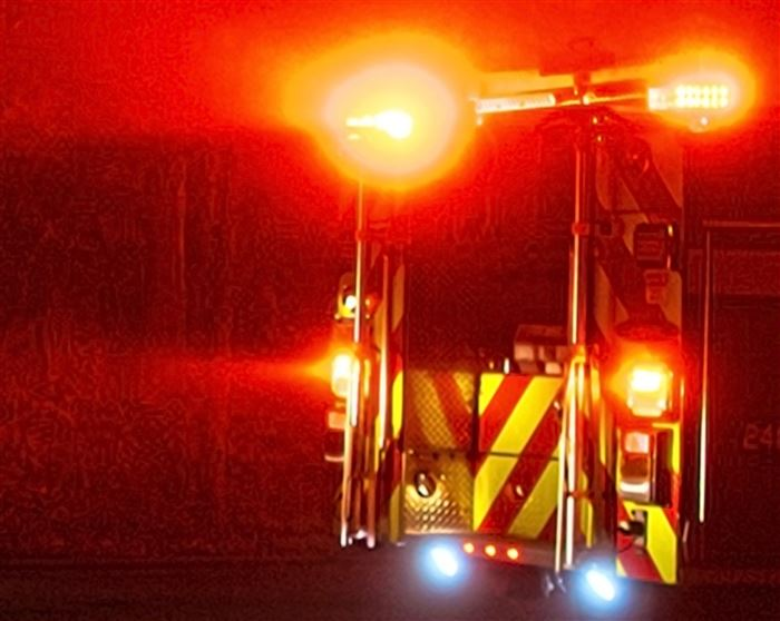 Two people removed from house fire in Monessen