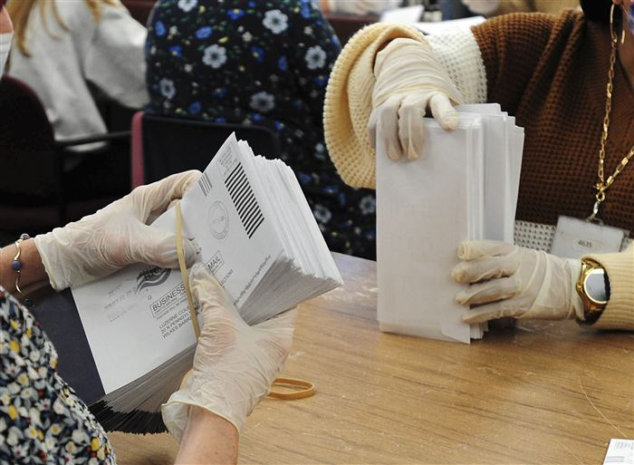 Criminal charges won't be filed in Pa. case where ballots were dumped in the trash