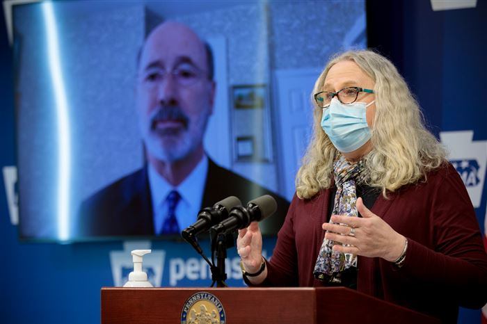 Dr. Rachel Levine inspired, enraged Pennsylvanians with actions that led Biden to name her for key post