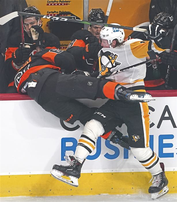 Ron Cook: Penguins-Flyers rivalry week should be great theater