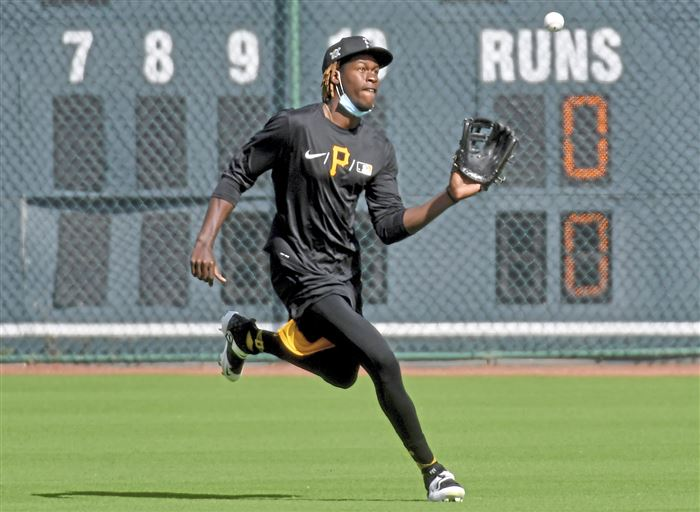 Gregory Polanco wants to see Oneil Cruz shine in the Pirates outfield