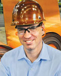 Joseph M. Mallak / Hussey Copper, President and CEO